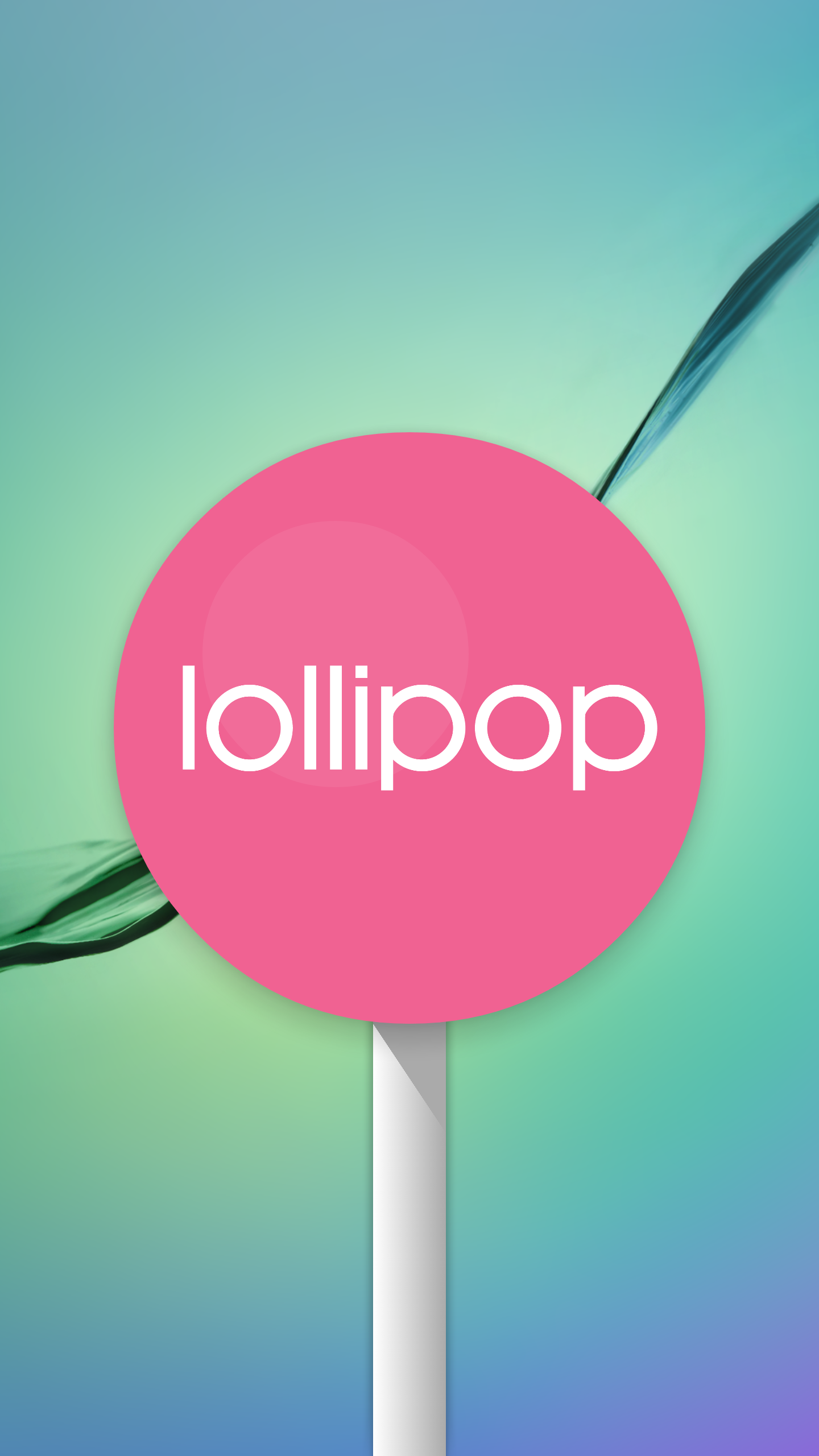 The hidden lollipop